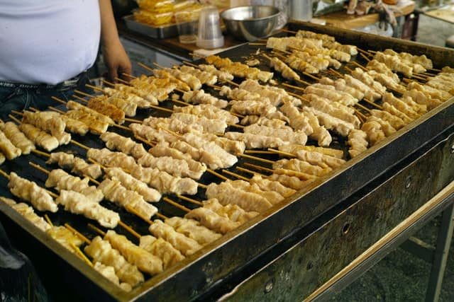 Best Yakitori Grills