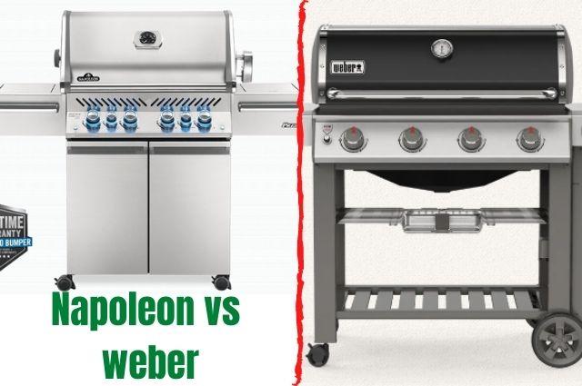 napoleon vs weber