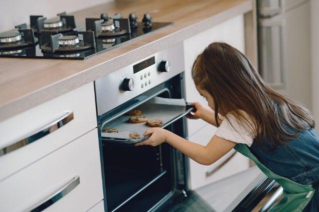 Basic cleaning with baking soda