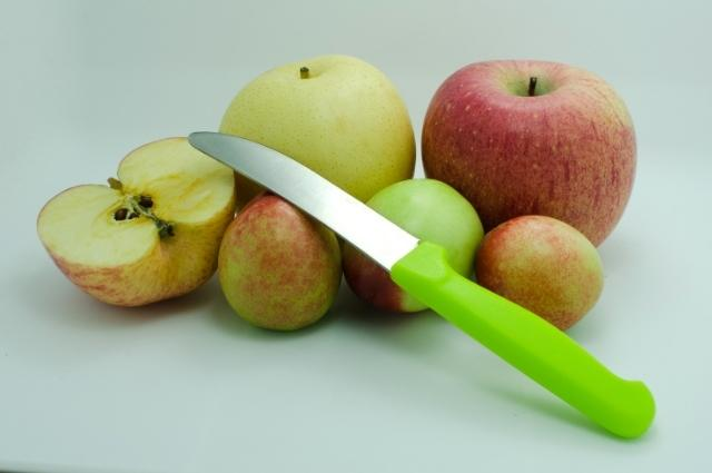 How to Use Fruit Knife