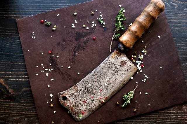 Keep Kitchen Knives From Rusting