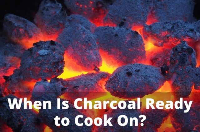 When Is Charcoal Ready to Cook On_
